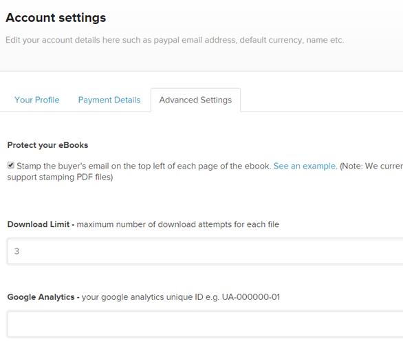 Google pdf analytics s