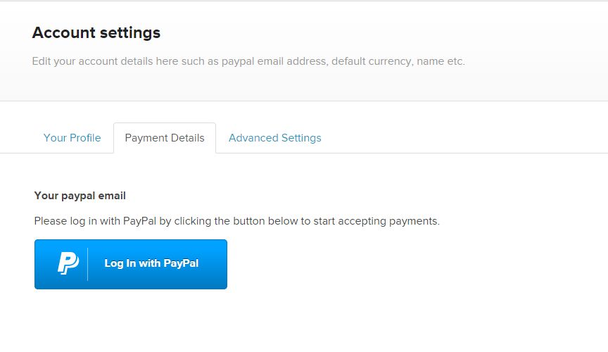 Connecting Your Paypal Account – Payhip Support