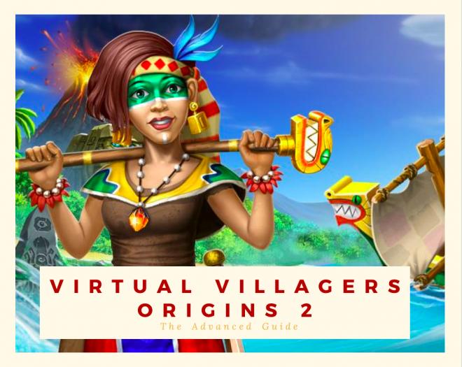 Virtual villagers origins 2 the advanced guide for Vv origins 2 artisanat