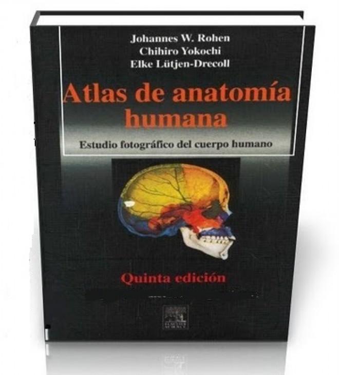 ATLAS DE ANATOMIA HUMANA - QUINTA EDICION ROHEN YOKOCHI