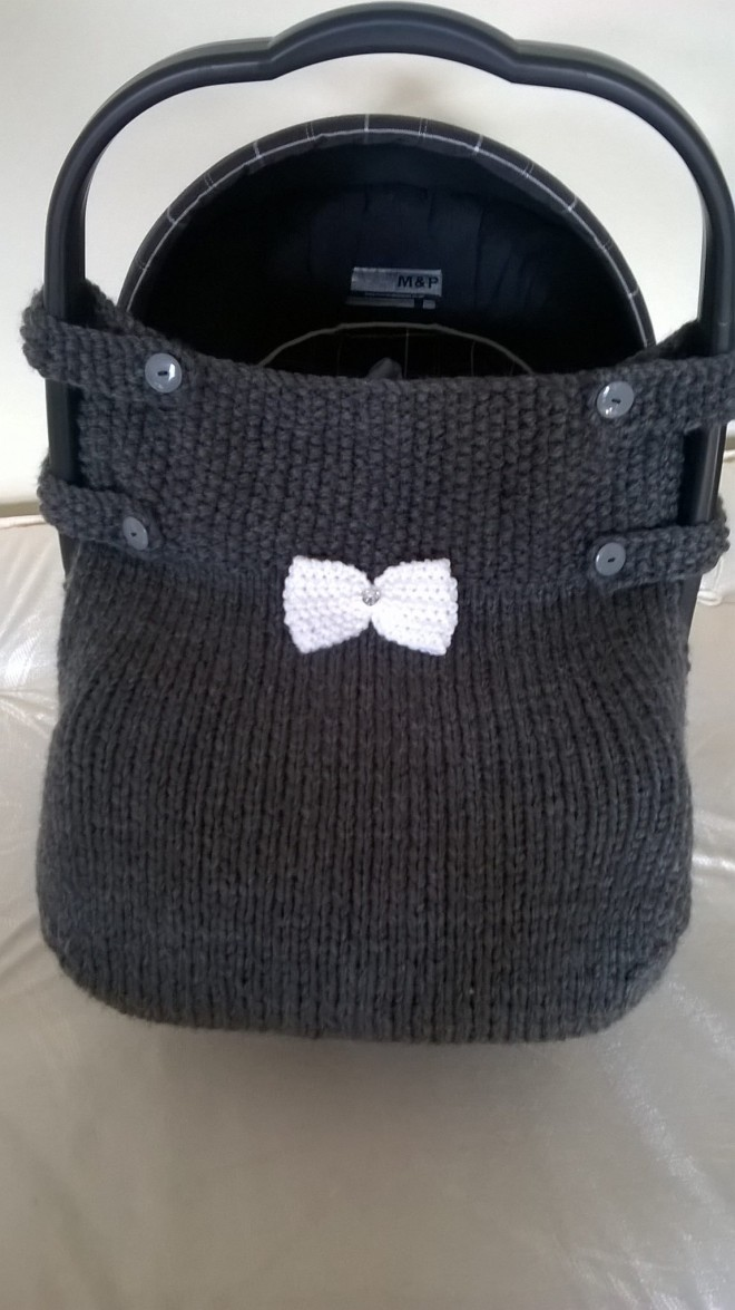 Knitted Baby Car Seat Cover Patternwonderful Diy Crochet Baby Car