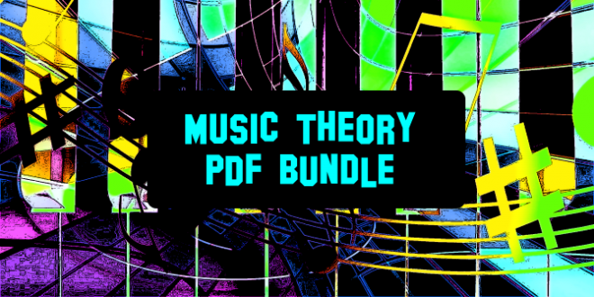 music theory pdf bundle